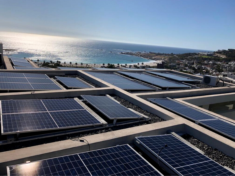 Camps Bay - Residential Solar PV