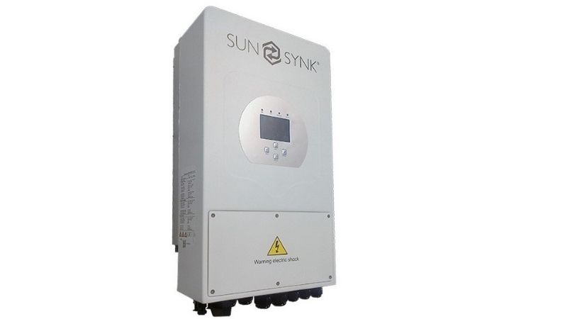 The Sunsynk 5kW Hybrid Inverter